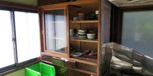 作り付け棚
